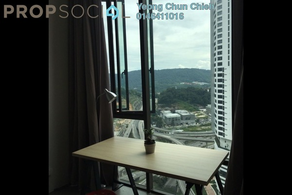 For Rent Condominium at Empire Damansara, Damansara Perdana Freehold Fully Furnished 0R/1B 1.1k