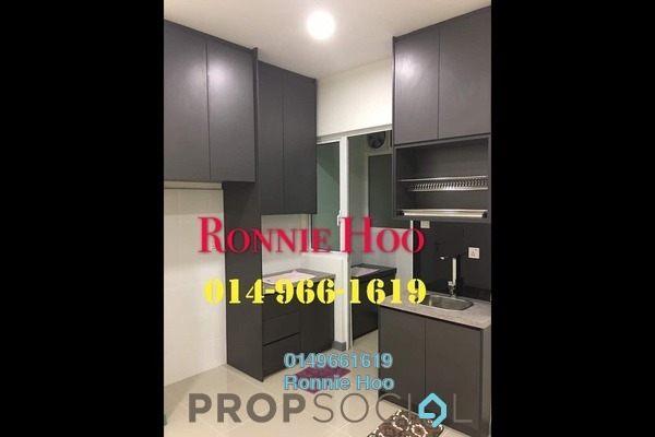For Rent Serviced Residence at Southbank Residence, Old Klang Road Freehold Semi Furnished 3R/2B 1.8k