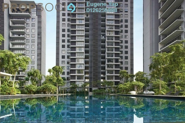 For Sale Condominium at Five Stones, Petaling Jaya Freehold Semi Furnished 4R/5B 1.7m