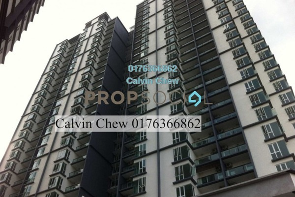 For Sale Condominium at 288 Residency, Setapak Freehold Unfurnished 4R/3B 474k