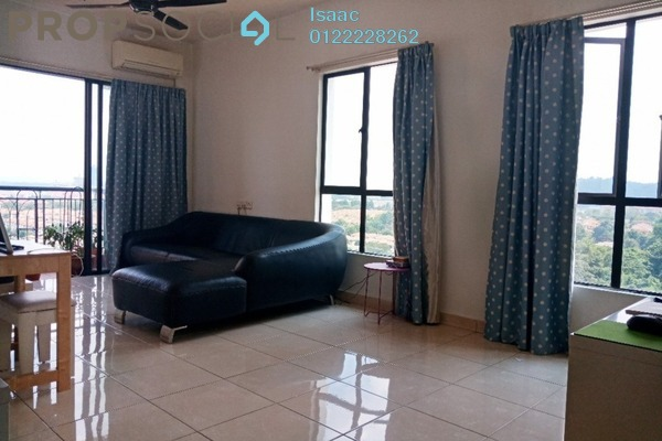 For Sale Condominium at Casa Indah 1, Tropicana Freehold Semi Furnished 3R/2B 650k