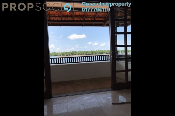 For Rent Serviced Residence at The Fairway, Sebana Cove Resort Freehold Fully Furnished 2R/2B 5.5千