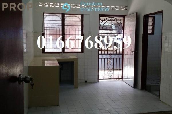 For Rent Terrace at Pandan Jaya, Pandan Indah Freehold Unfurnished 3R/2B 1.5k