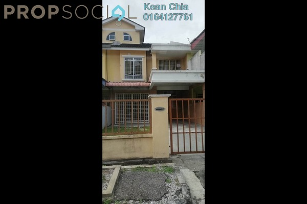 For Sale Terrace at Taman Sutera, Seberang Jaya Freehold Unfurnished 4R/3B 499k