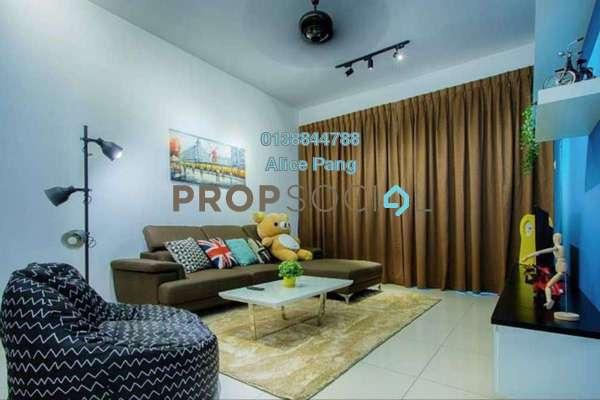 For Rent Condominium at Marinox Sky Villas, Seri Tanjung Pinang Freehold Fully Furnished 4R/3B 3.8k