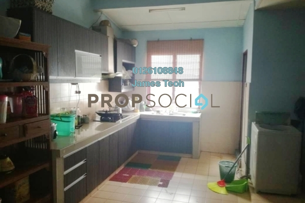 For Sale Terrace at Bandar Puteri Klang, Klang Freehold Semi Furnished 4R/3B 485k