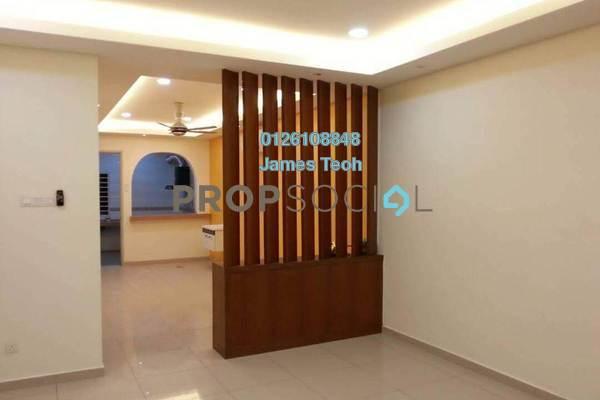 For Sale Terrace at Bandar Botanic, Klang Freehold Semi Furnished 4R/3B 895k