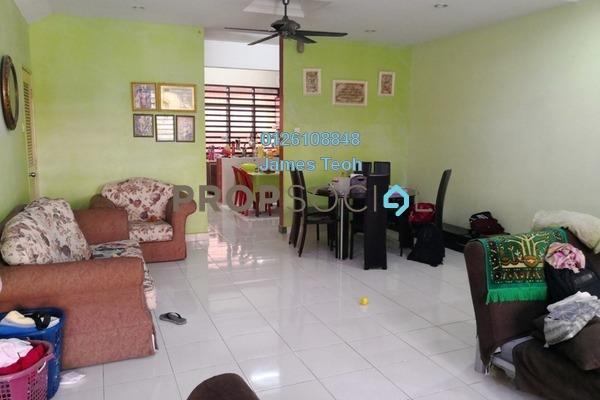 For Sale Terrace at Bandar Puteri Klang, Klang Freehold Semi Furnished 4R/3B 570k