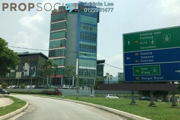 For Sale Office at SD Tower, Bandar Sri Damansara Leasehold Unfurnished 0R/0B 962k