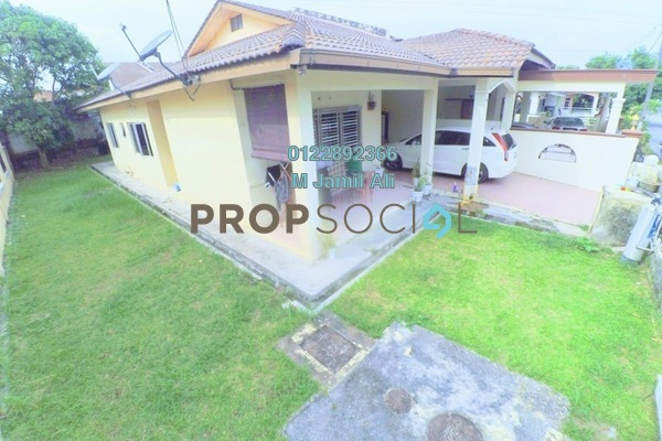 For Sale Semi-Detached at Taman Panchor Jaya, Seremban Freehold Unfurnished 4R/3B 450k