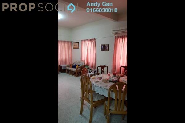 For Sale Terrace at Kepong Baru, Kepong Freehold Semi Furnished 4R/3B 888k