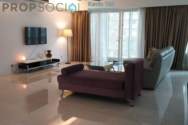 For Sale Condominium at Kiaraville, Mont Kiara Freehold Fully Furnished 4R/4B 2.7m