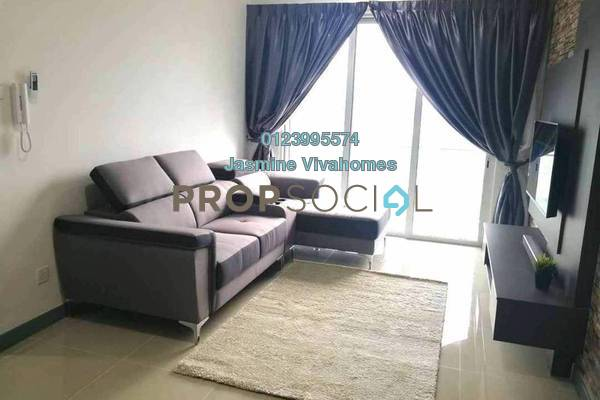For Rent Condominium at Southbank Residence, Old Klang Road Freehold Fully Furnished 3R/2B 2.5k