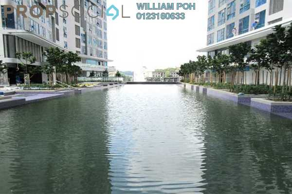 For Rent Condominium at The Robertson, Pudu Freehold Semi Furnished 3R/2B 6.5k