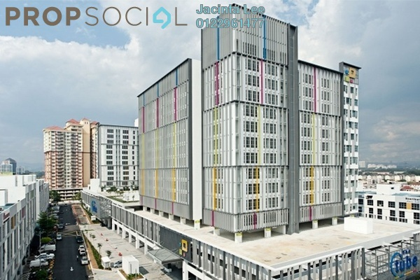 For Sale Office at Prima Avenue, Kelana Jaya Freehold Semi Furnished 0R/4B 1.39m