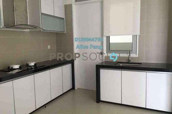For Rent Condominium at Sandiland Foreshore, Georgetown Freehold Semi Furnished 3R/3B 1.9k