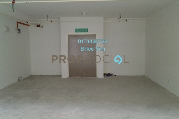 For Sale Office at Street Mall @ One South, Seri Kembangan Leasehold Unfurnished 1R/1B 350k