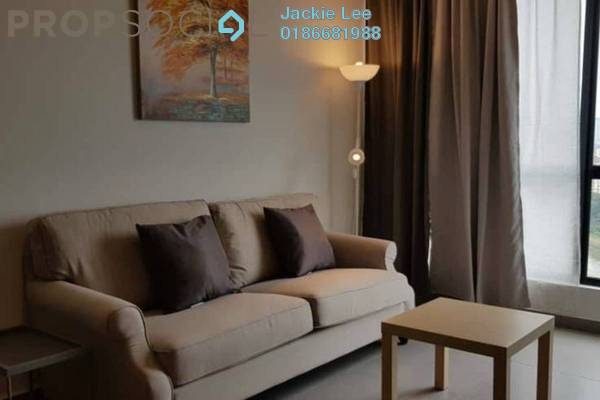 For Rent Condominium at Avilla, Bandar Puchong Jaya Freehold Semi Furnished 3R/2B 1.5k