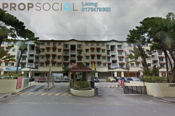 For Rent Apartment at Bayu Apartment, Damansara Damai Freehold Unfurnished 3R/2B 700translationmissing:en.pricing.unit
