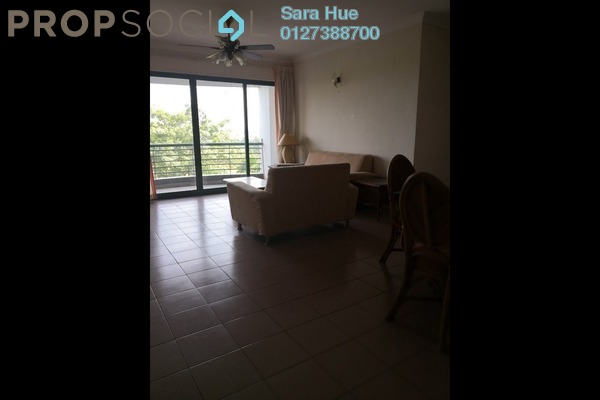 For Rent Condominium at Straits View Condominium, Bandar Baru Permas Jaya Freehold Fully Furnished 3R/2B 2.0千