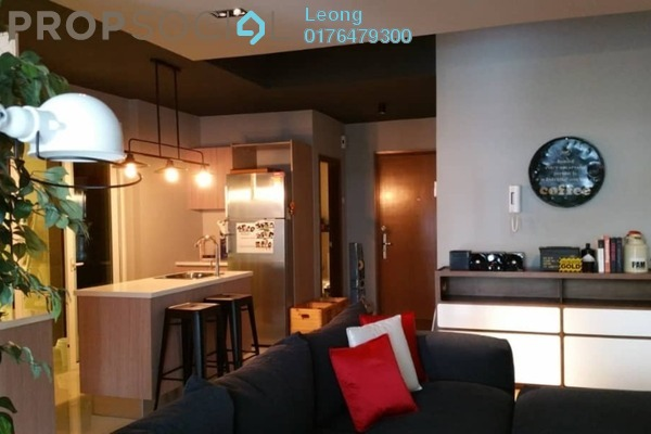 For Sale Condominium at Royal Regent, Dutamas Freehold Fully Furnished 3R/3B 1.18m