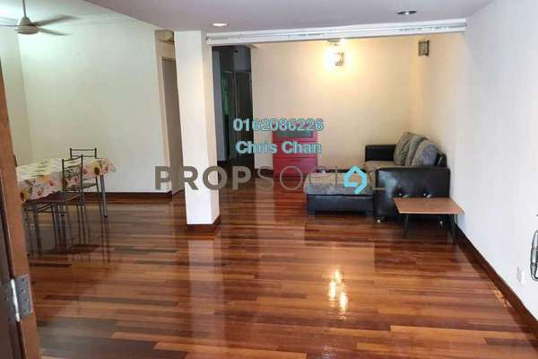 For Sale Terrace at BK2, Bandar Kinrara Freehold Semi Furnished 4R/3B 750k