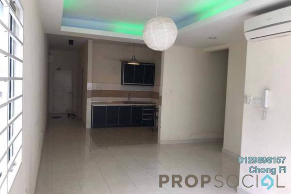 For Rent Condominium at Metropolitan Square, Damansara Perdana Freehold Semi Furnished 3R/2B 1.6k
