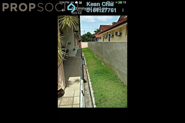 For Sale Bungalow at Taman Sentul, Juru Freehold Unfurnished 4R/3B 590k