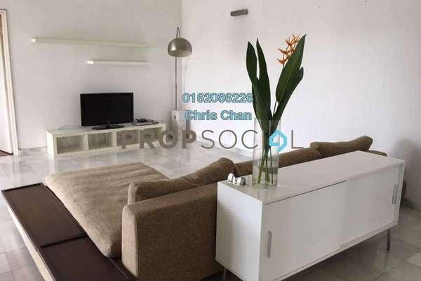 For Rent Condominium at Pantai Hillpark 3, Pantai Freehold Semi Furnished 3R/2B 2.5k