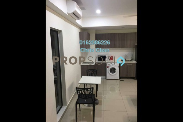 For Rent Condominium at Hyve, Cyberjaya Freehold Fully Furnished 2R/1B 1.5k