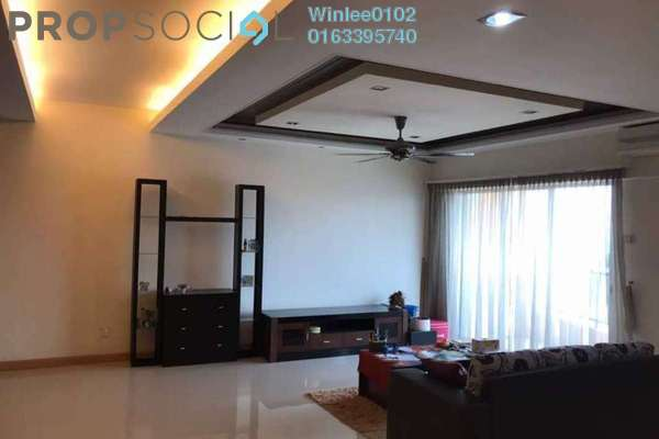 For Rent Condominium at Dynasty Garden, Kuchai Lama Freehold Fully Furnished 3R/2B 2.3k