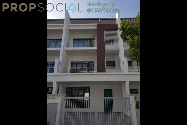 For Sale Terrace at Bangi Industrial Estate, Bangi Freehold Unfurnished 7R/6B 1.14m
