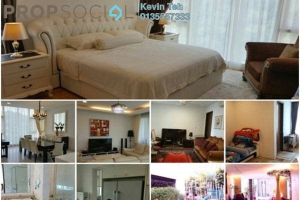 For Sale Condominium at Kiara 9, Mont Kiara Freehold Fully Furnished 3R/3B 2.7m