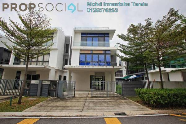 For Sale Semi-Detached at Lake Fields, Sungai Besi Freehold Unfurnished 5R/6B 2.45m