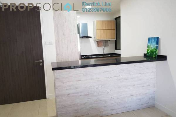 For Rent Condominium at CloudTree, Bandar Damai Perdana Freehold Fully Furnished 3R/2B 2.1k