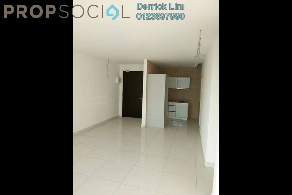 For Sale Condominium at Central Residence, Sungai Besi Freehold Semi Furnished 2R/2B 550k