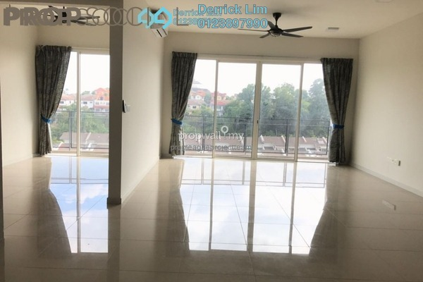 For Sale Condominium at Casa Green, Cheras South Freehold Unfurnished 4R/4B 615k