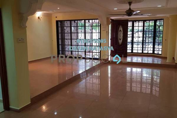 For Sale Terrace at Putra Bahagia, Putra Heights Freehold Semi Furnished 5R/3B 740k