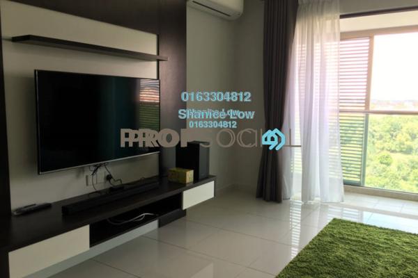 For Rent Condominium at Isola, Subang Jaya Freehold Fully Furnished 3R/4B 6.6k