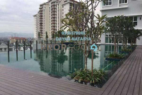 For Sale Condominium at 28 Dutamas, Dutamas Freehold Semi Furnished 3R/2B 850k