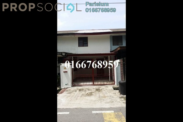 For Rent Link at Pandan Jaya, Pandan Indah Freehold Unfurnished 3R/2B 1.4k