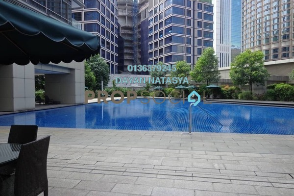 For Sale Serviced Residence at Pavilion Residences, Bukit Bintang Freehold Fully Furnished 3R/5B 4.5m
