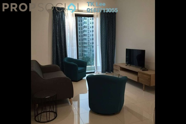 For Rent Serviced Residence at V Residence 2 @ Sunway Velocity, Cheras Freehold Fully Furnished 2R/2B 3.5k