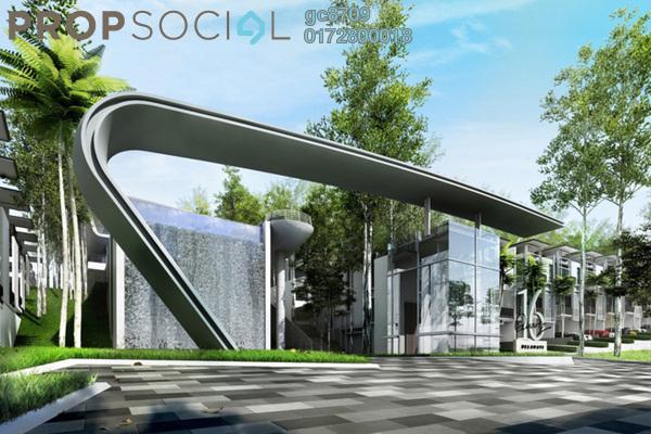 For Sale Condominium at 16 Quartz, Melawati Freehold Semi Furnished 4R/3B 900k