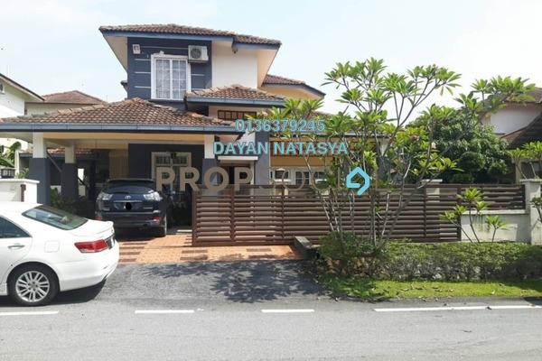 For Sale Bungalow at Banyan Close, Bandar Bukit Mahkota Freehold Fully Furnished 6R/5B 1.55m