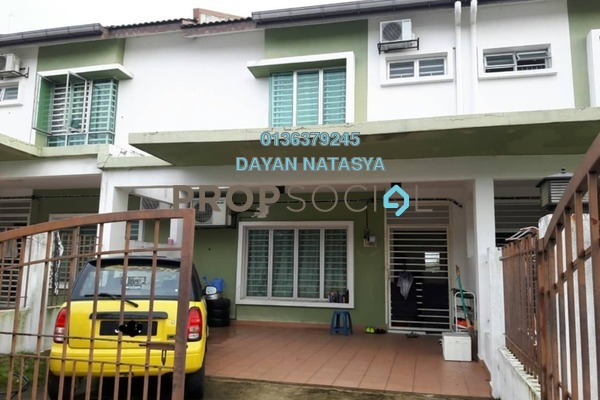 For Sale Terrace at Hillpark, Semenyih Freehold Semi Furnished 4R/3B 570k