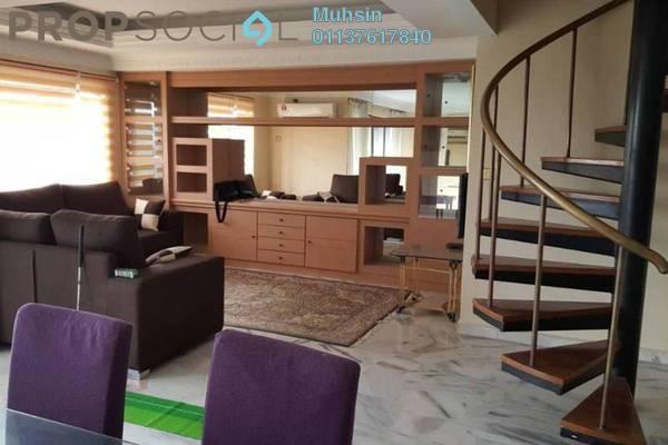 For Sale Condominium at Sri Kinabalu, Wangsa Maju Freehold Semi Furnished 4R/2B 780k