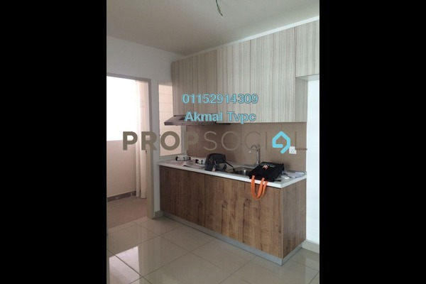 For Sale Condominium at Mutiara Ville, Cyberjaya Freehold Fully Furnished 3R/2B 550k