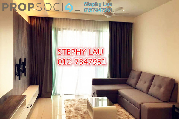 For Rent Condominium at V Residence 2 @ Sunway Velocity, Cheras Freehold Fully Furnished 2R/2B 3.5k
