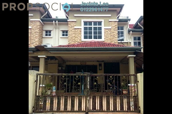 For Sale Terrace at Taman Langat Ceria, Cheras Freehold Semi Furnished 4R/3B 513k